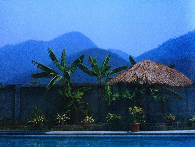 Pai Thailand zwembad
