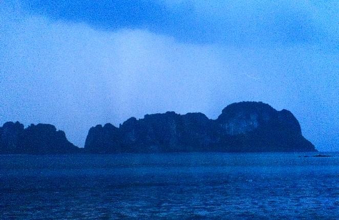 Phi Phi Thailand boot