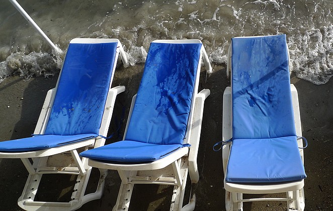 Strandstoelen Turkije