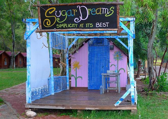 Sugar Beach Club aan de Blue Lagoon