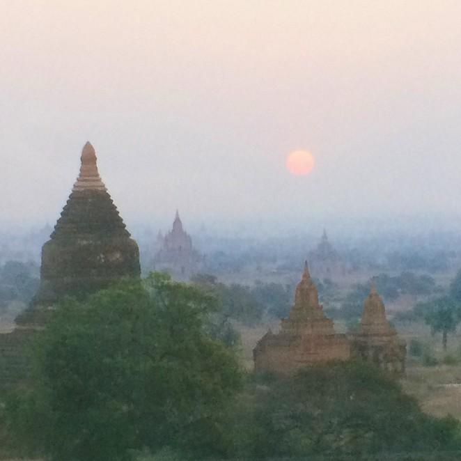 Bagan – een magische plek in Myanmar