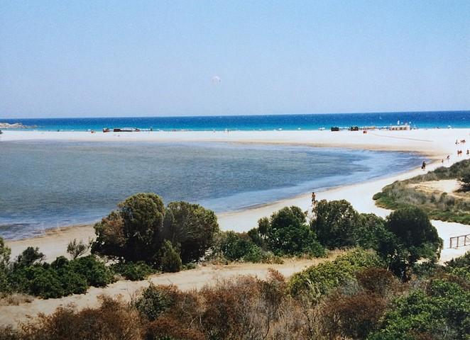Sardinie landtong