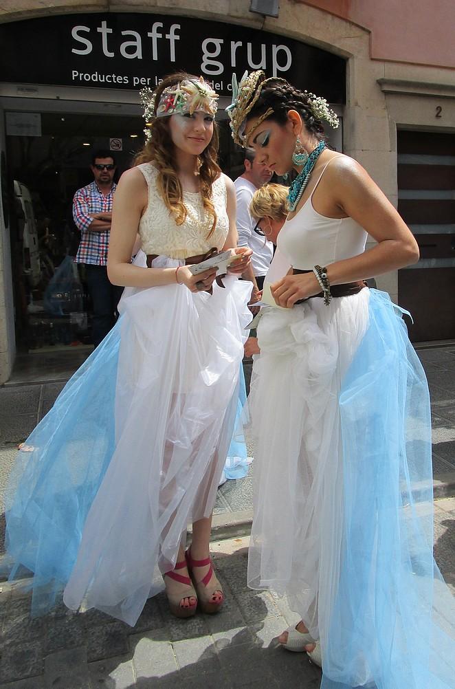 Mooie Spaanse meiden