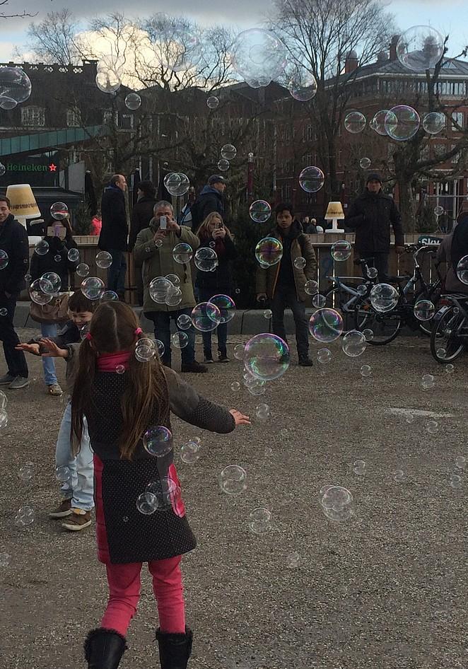 bubbles-museumplein