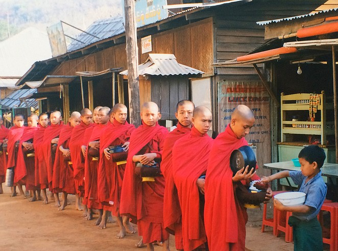 novices-myanmar