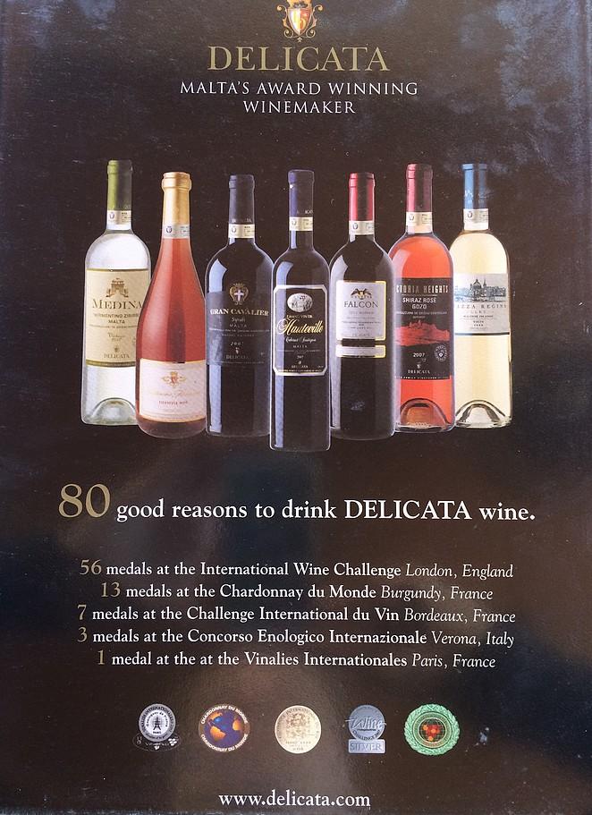 wijn-malta