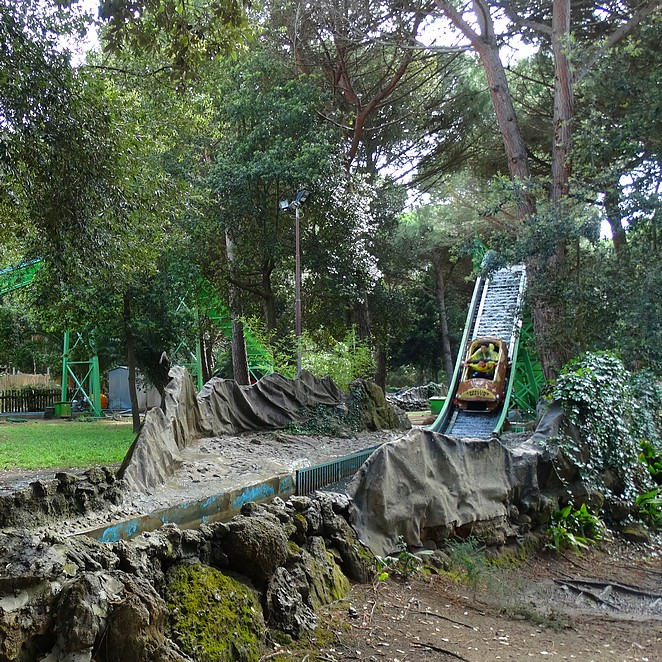 Cavallino Matto – Attractiepark in Toscane
