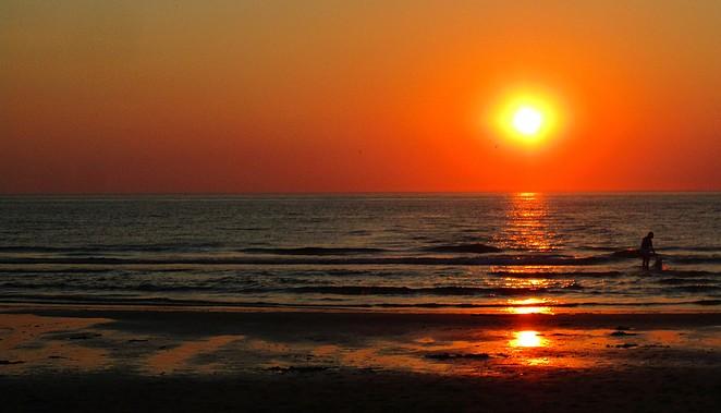 zonsondergang-scheveningen-kijkduin