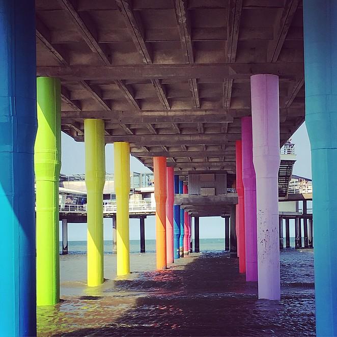 Fotoblog: de nieuwe Pier van Scheveningen
