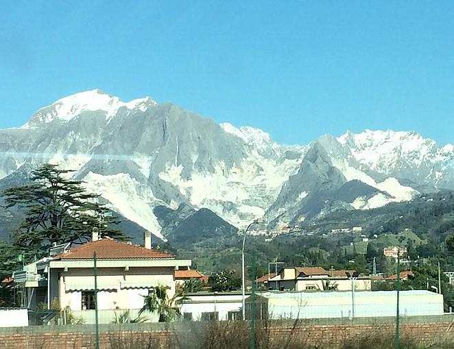 Carrara-marmer