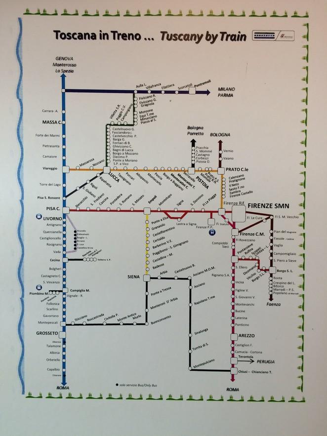 toscane-trein