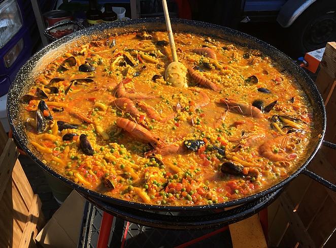 paella-maken