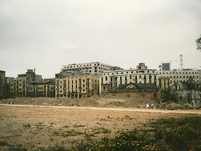 beiroet-centrum-na-de-oorlog
