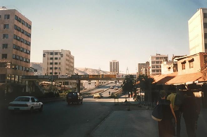damascus-jaren-90