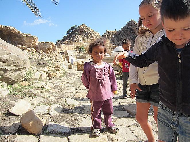kinderen-zriba-tunesie