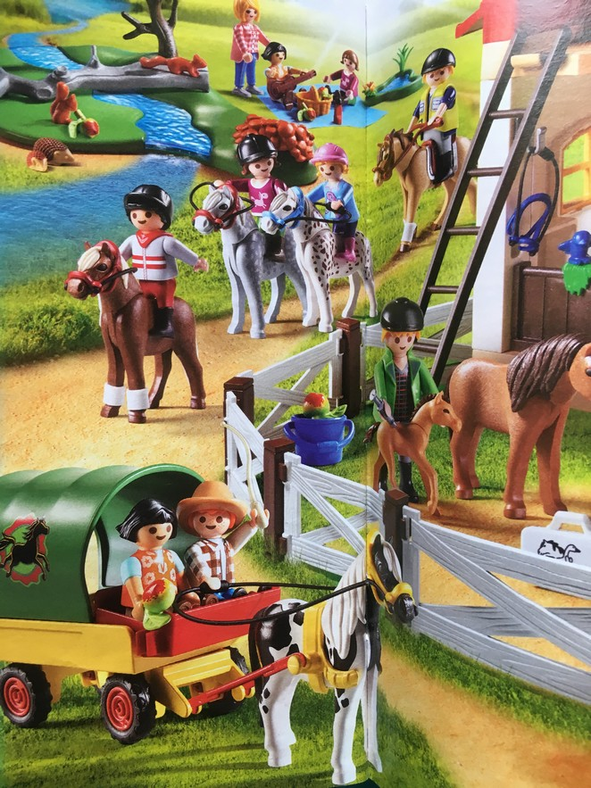 playmobil-6948-huifkar-ponywagen-en-ponys