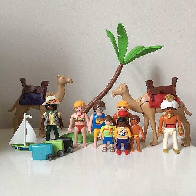 Cadeautips: de ultieme Playmobil-verlanglijst voor kleine reizigers