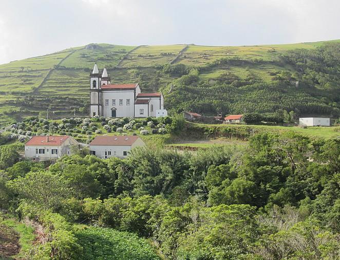 Kerk-Fazenda-Azoren