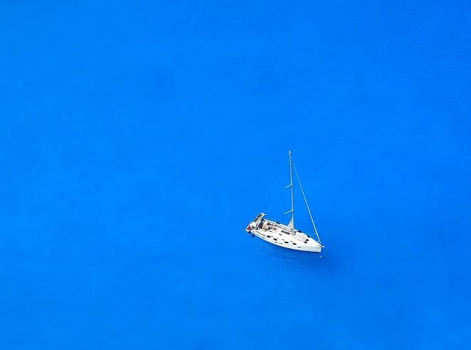 Blauw-water-Griekenland