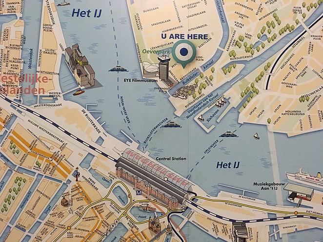 Clink noord hostel goedkoop en goed overnachten in amsterdam