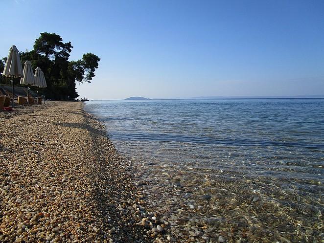 Strand Chalkidiki