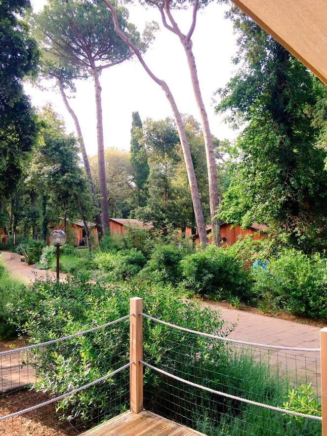 Vakantiepark-Toscane