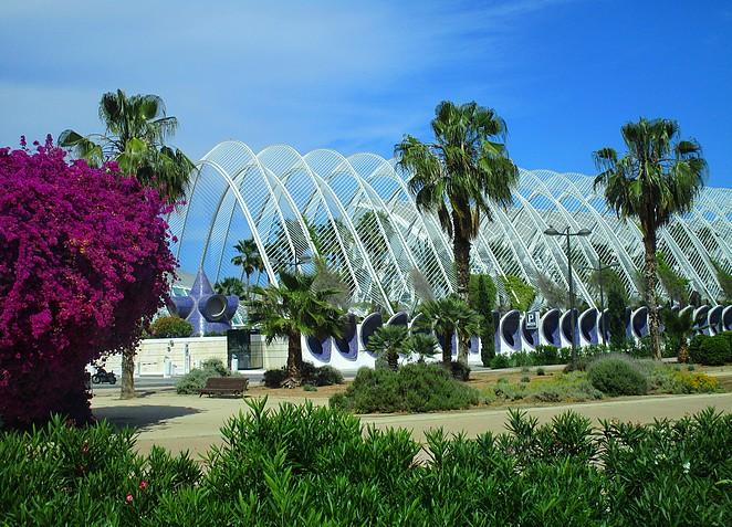 Valencia-moderne-deel