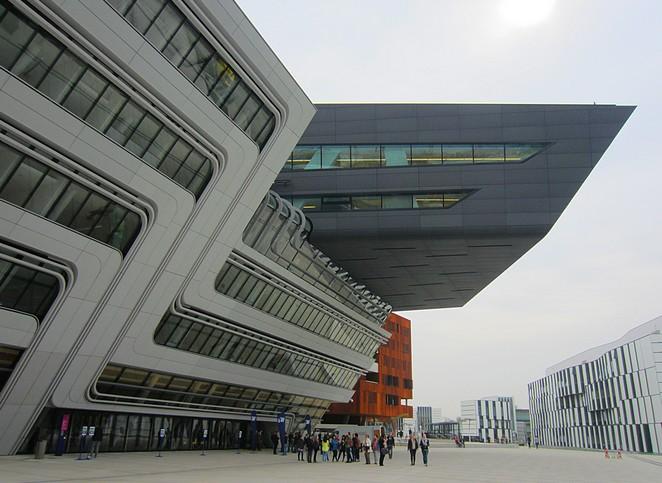 Wenen-architectuur