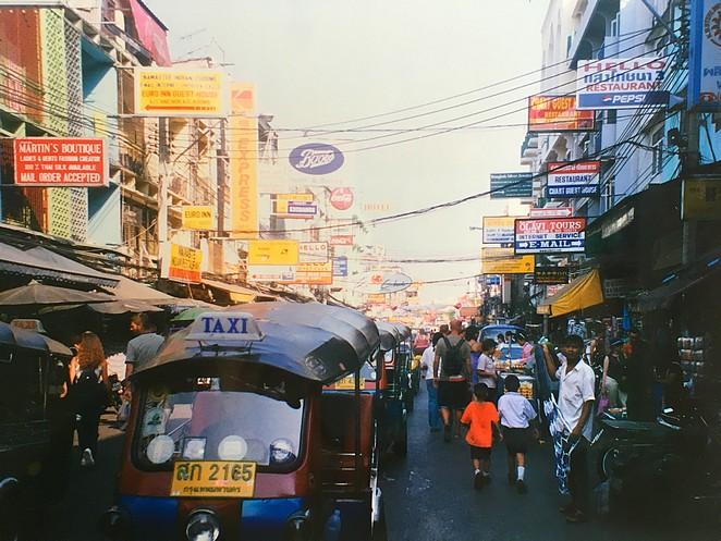 Khao San vroeger