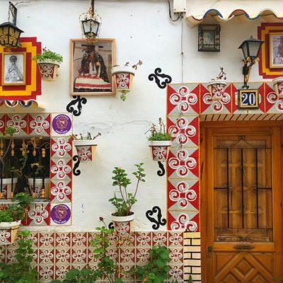 De mooiste wijk van Alicante: Santa Cruz