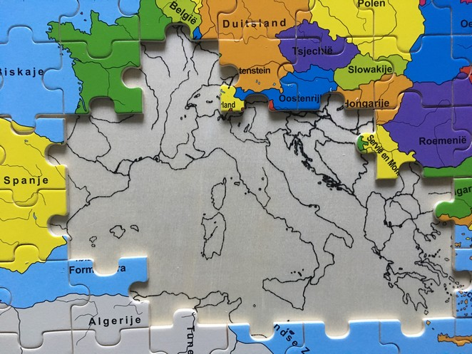 Waar ligt-Middellandse-Zee