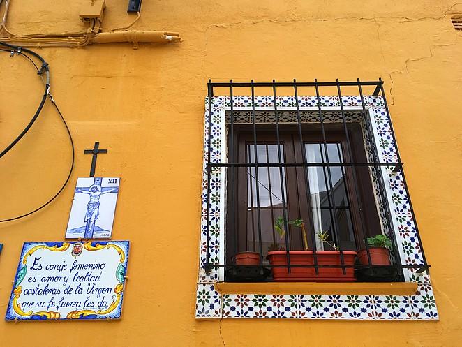 Muur-Santa-Cruz-Alicante