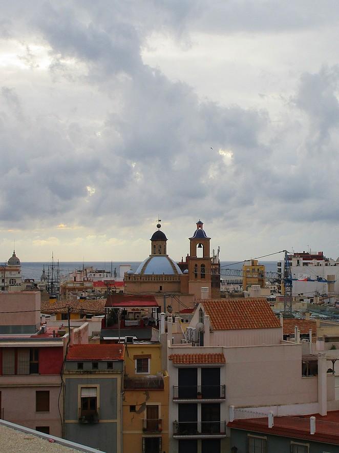 Uitzicht-Alicante