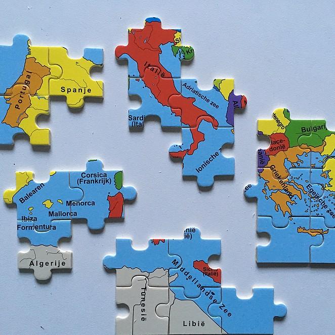 Waar-ligt-wat-in-Europa
