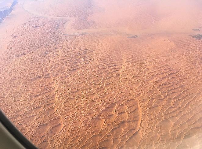 Woestijn-Verenigde-Arabische-Emiraten-lucht