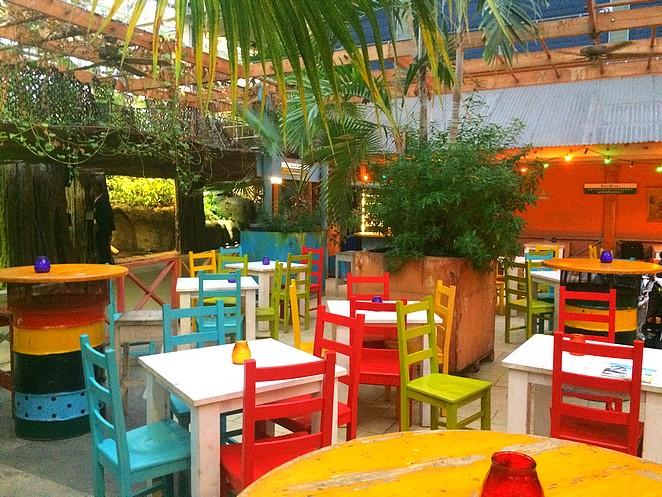 Caribisch-cafe