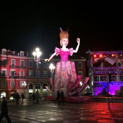 Het Carnaval van Nice in beeld