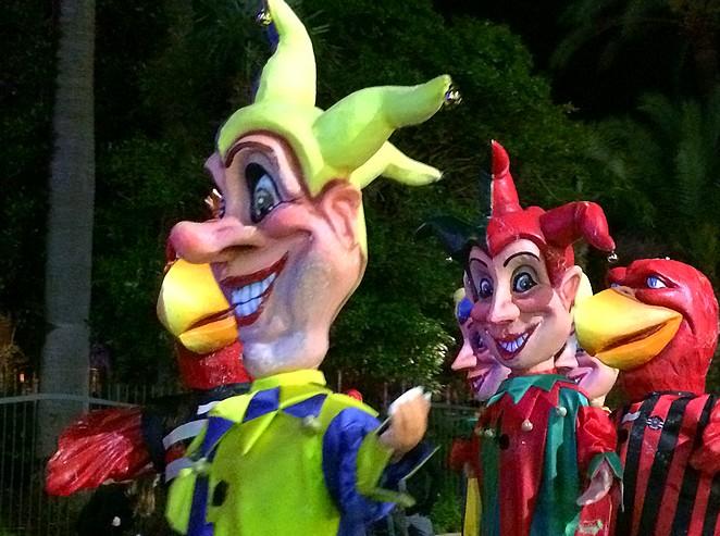Carnaval-optocht