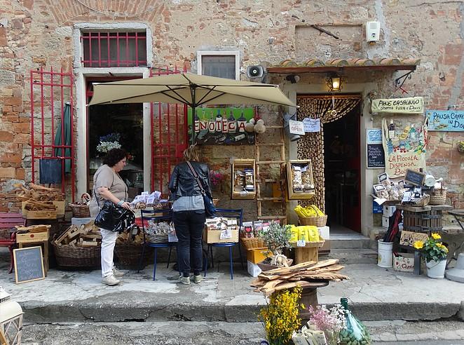 Enoteca-Toscane