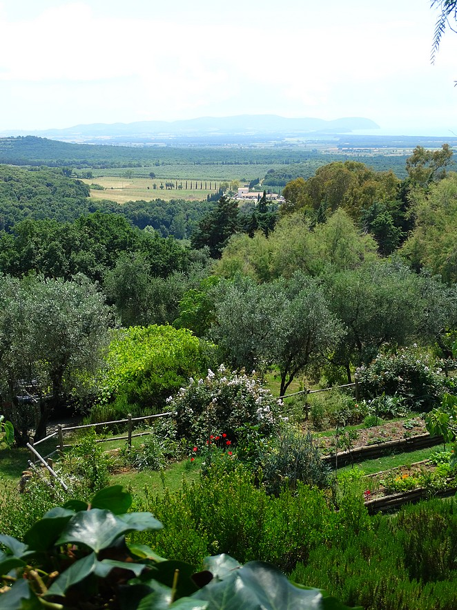 bed-breakfast-uitzicht-Toscane