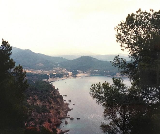 Mallorca-kust