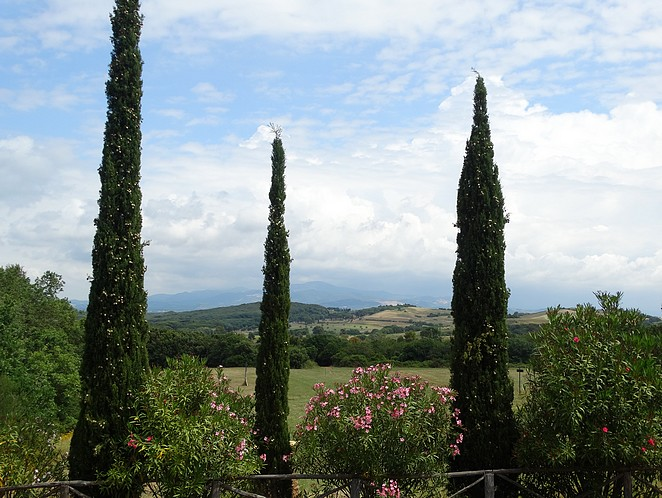 Toscane-landschap