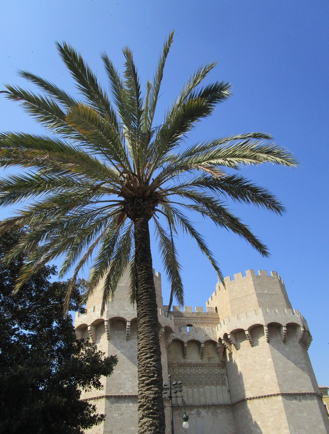 Valencia-oude-stad