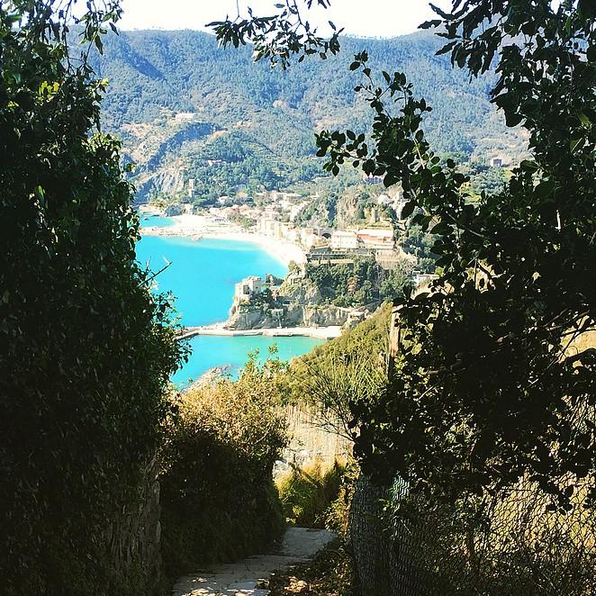 Wandeling-Monterosso