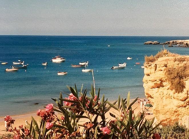 Algarve-vakantie