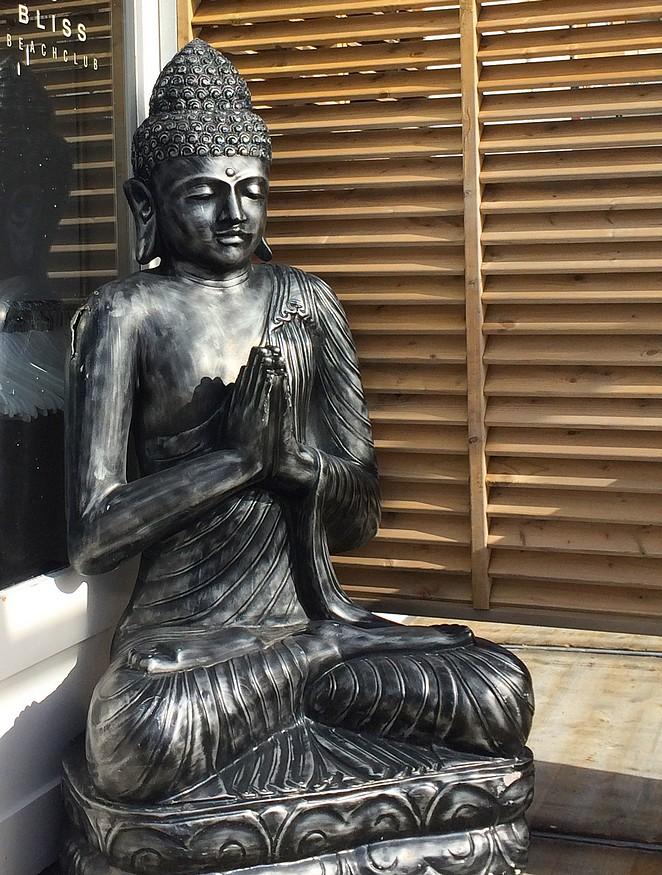 Boeddha-strandtent