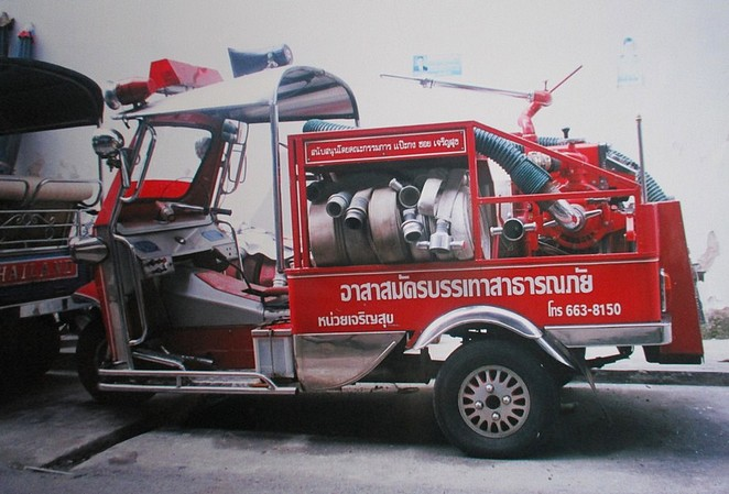 Brandweer-tuktuk-Thailand