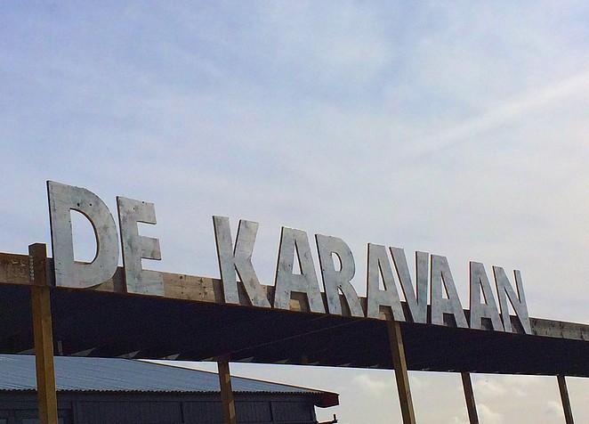 Karavaan-Scheveningen