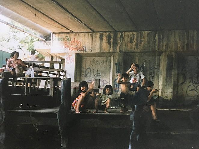 Klongtour-Bangkok