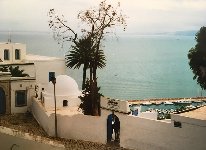 Sidi-Bou-Said-vroeger